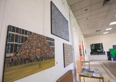Jerôme Arbonville à la Biennale de Gentilly