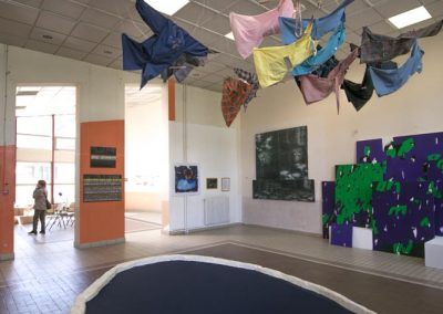 Paola Quilici et Isthme à la Biennale de Gentilly