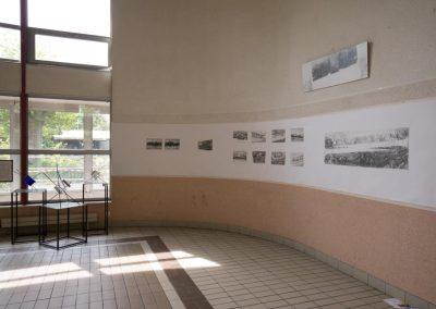 Fréderic Daviau à la Biennale de Gentilly