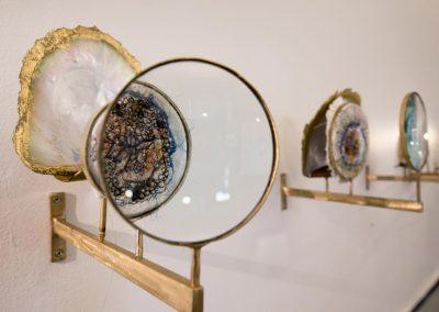 Laura Sànchez Filomeno à la Biennale de Gentilly