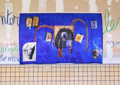 Michèle Katz à la Biennale de Gentilly