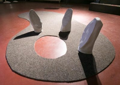 Paola Quilici à la Biennale de Gentilly