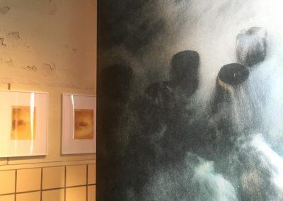 Dominique Martigne à la Biennale de Gentilly