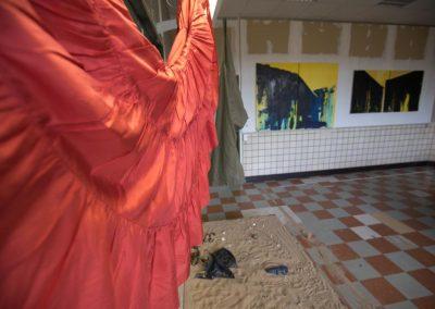 Françoise Spiess à la Biennale de Gentilly
