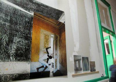 Daniela Roman à la Biennale de Gentilly