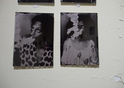 Orlando Pereira dos Santos à la Biennale de Gentilly