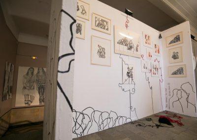 Carole Chapé à la Biennale de Gentilly