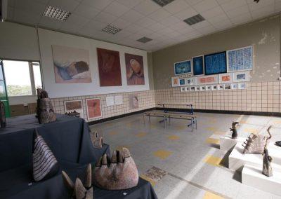 Salles de classe du vieux collège