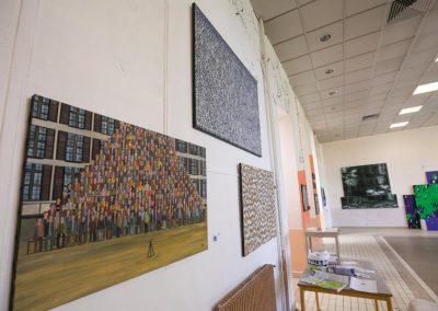 Biennale de gentilly - Jeôme Arbonville