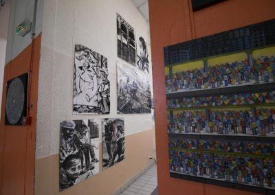 Biennale de Gentilly - Peintures