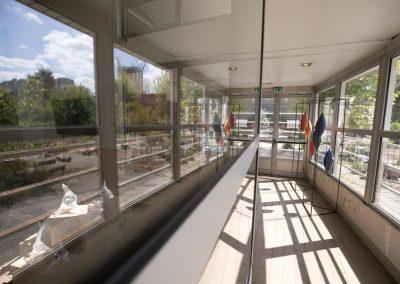 Biennale de Gentilly vue sur cour - photo Dominique Martigne