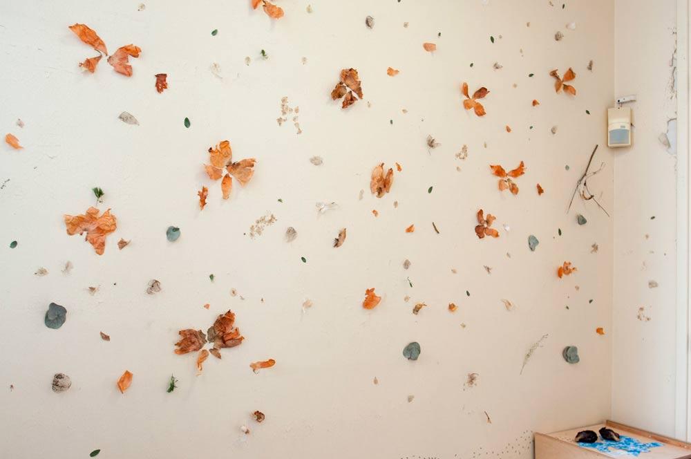 Joanna Wong installation Biennale de Gentilly