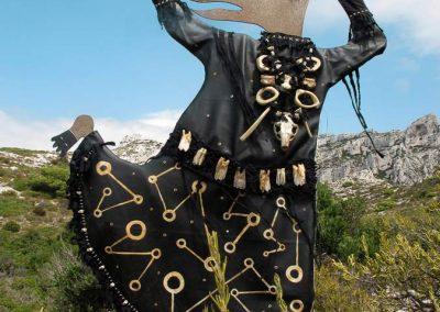 Catherine Ursin -Terres brûlées : Lalmati - 2012